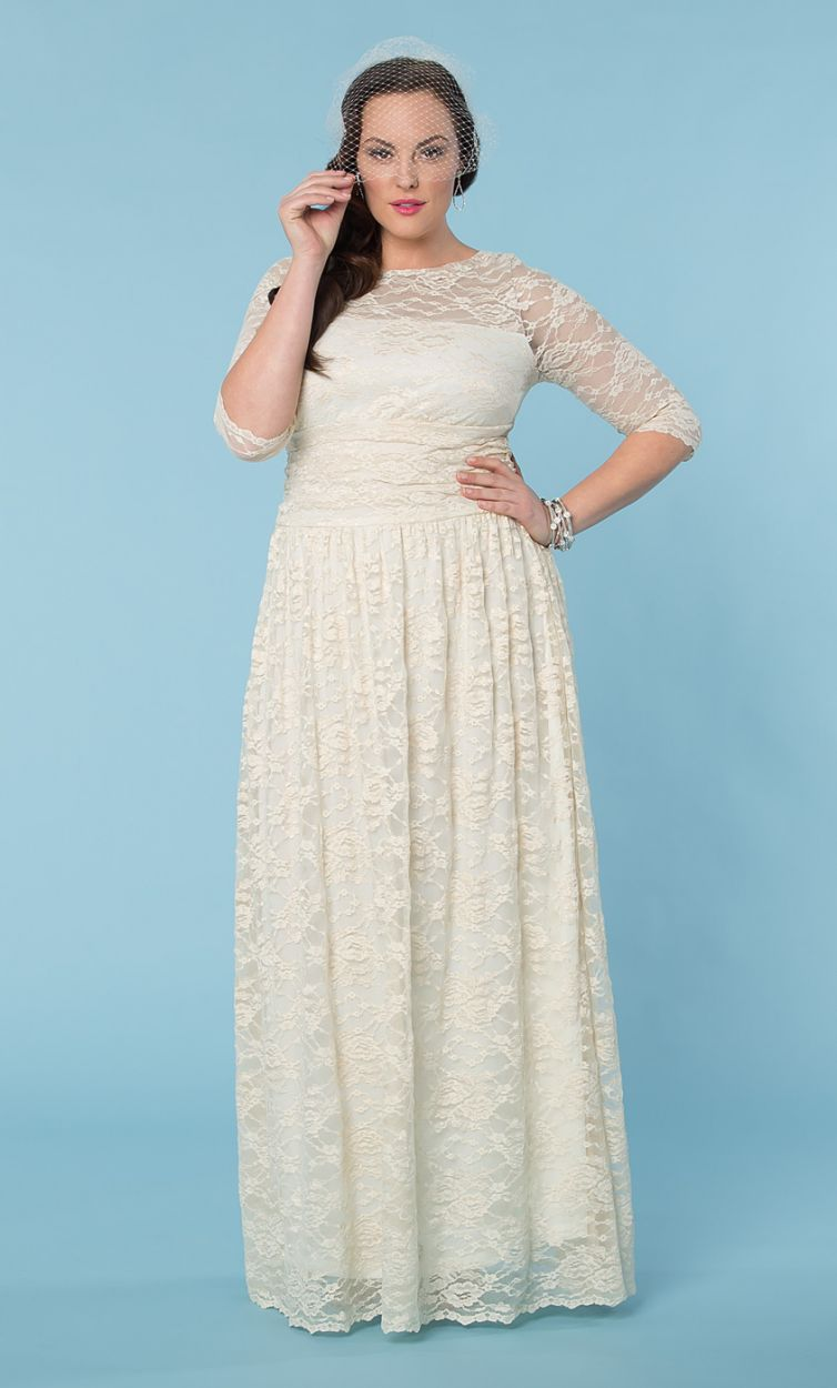 Large Of Vintage Plus Size Dresses