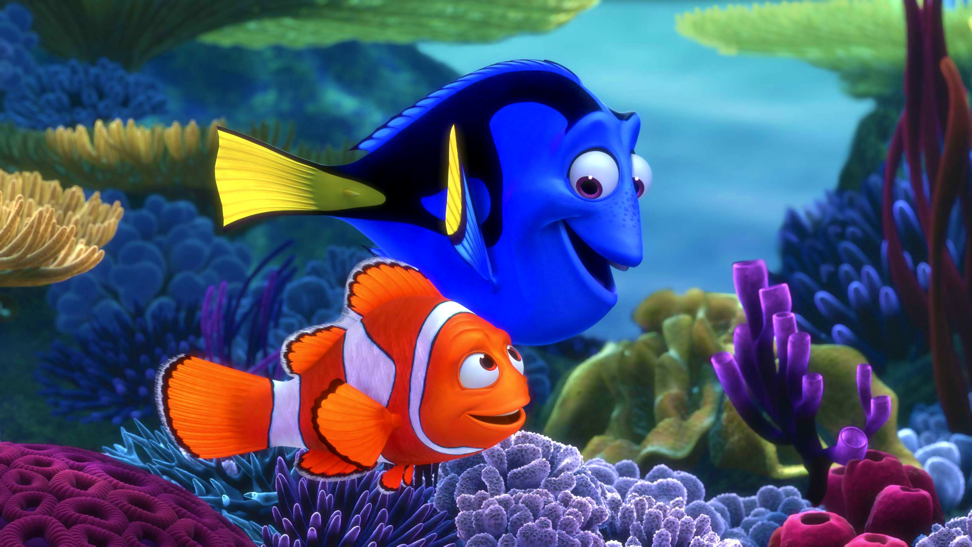 Dory Vis 14 Finding Nemo Quotes To Remind You To Just Keep Swimming