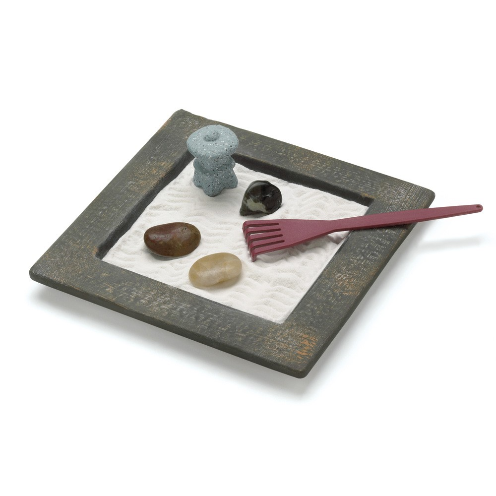 Table Top Zen Garden Japanese Tabletop Zen Garden
