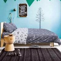 music bedding set