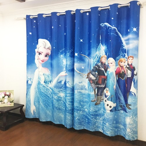 Outdoor Floor Lamps Frozen Elsa Curtain