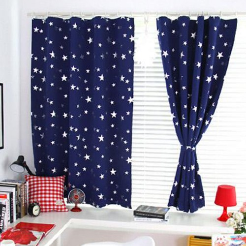 Gift Set Stars Curtain