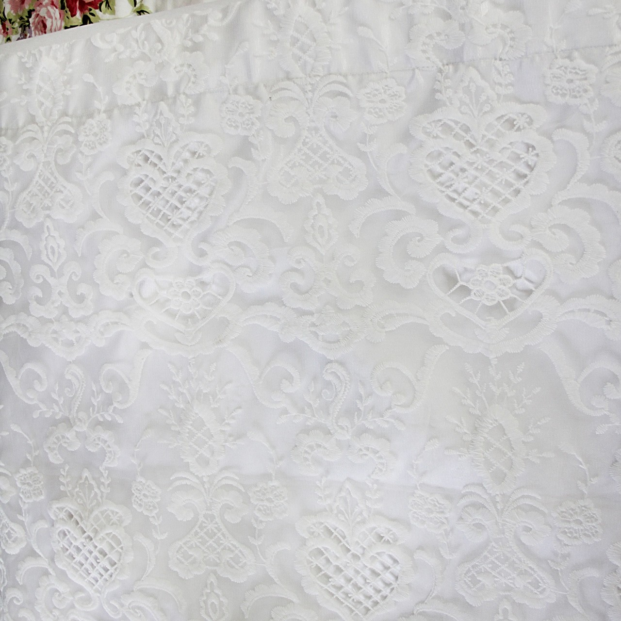 French Lace Curtains Royal Lace Panel