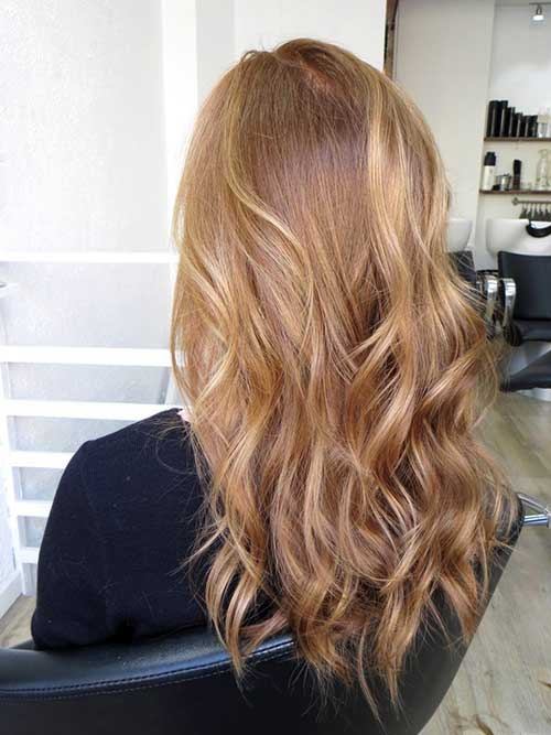 Brown Hair With Highlights 25 Light Curly Hair Hairstyles And Haircuts Lovely