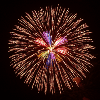 8月1日は「花火の日」です。