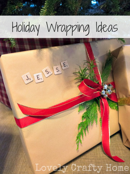 holiday wrapping ideas