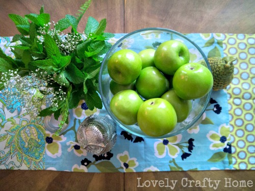 using herbs in arrangements