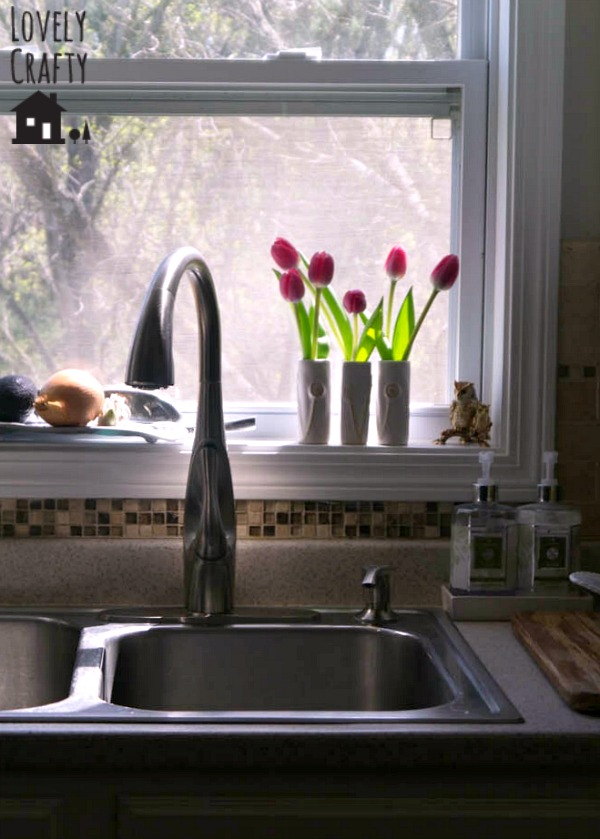 New Kitchen Faucet Install