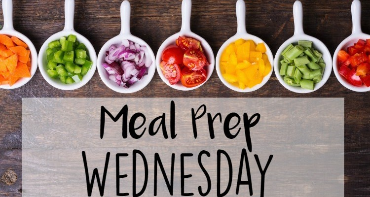 Meal Prep Wednesday