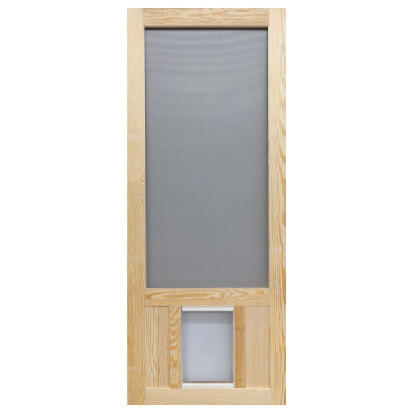 Traditional Pet Screen Door