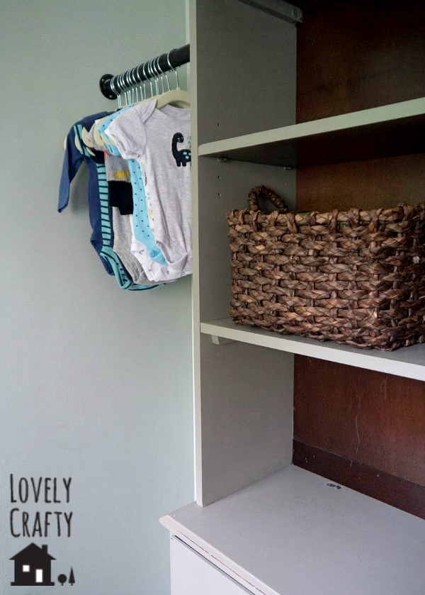Hutch Baby Clothes Storage