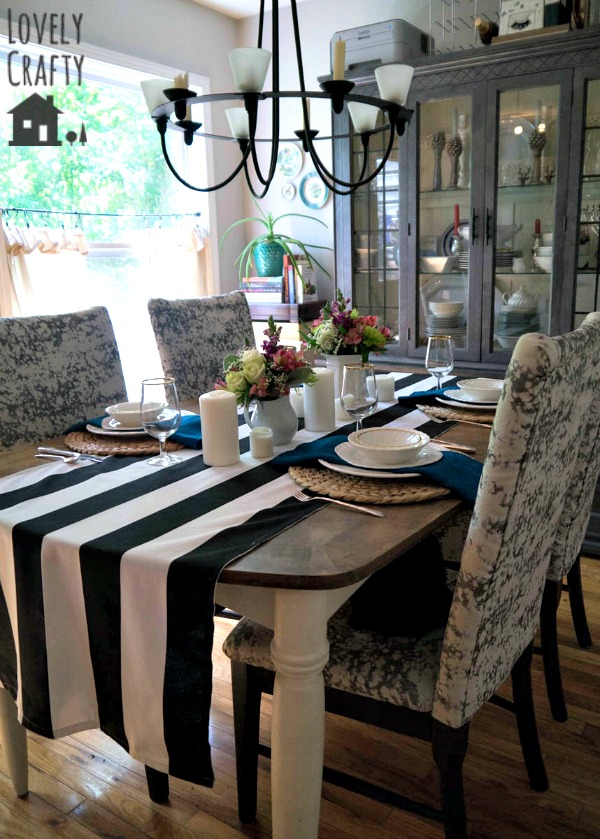 Dining Chair Makeover