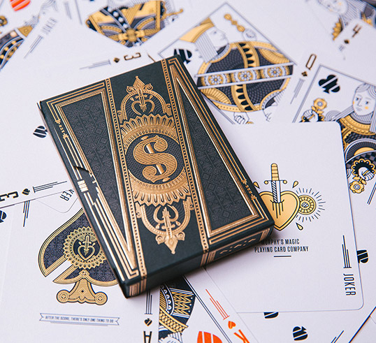 Run Playing Cards Lovely Package