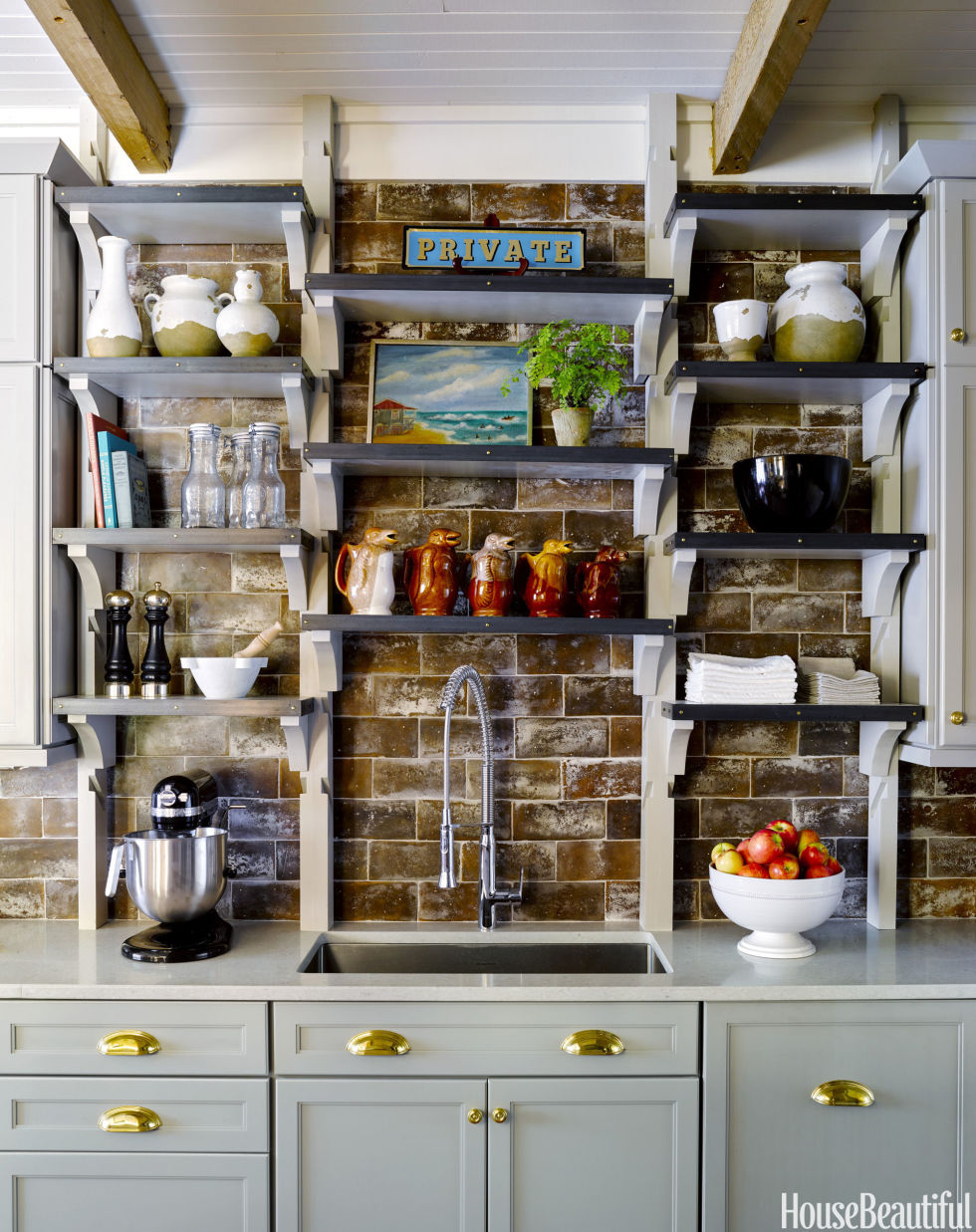 15 Amazing Kitchen Backsplashes Lovely Spaces