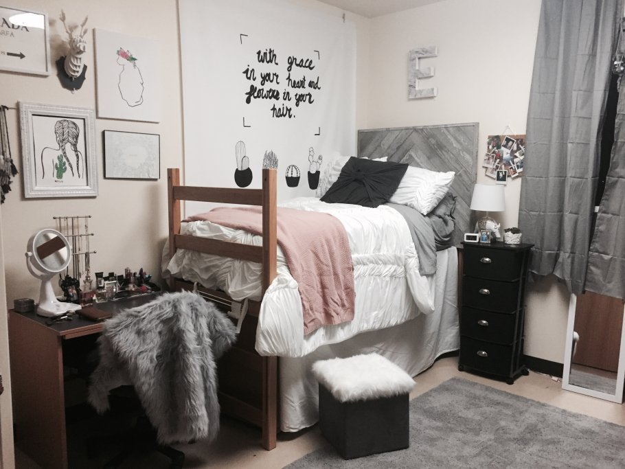 Cute Stylish Small Girl Wallpaper Creative Dorm Room Ideas To Make Your Space More Cozy