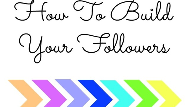 Twitter: How to Build Your Following