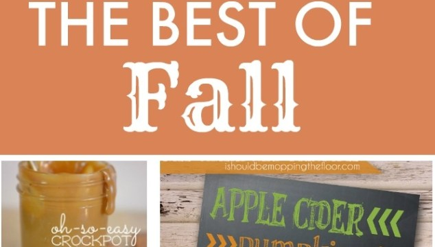 The Best of Fall from Pinterest