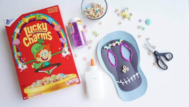 Dia De Los Muertos: Easy Sugar Skull Craft For Kids