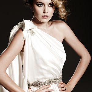 Johanna Johnson ~ Old Hollywood Style, Red Carpet Glamour & Timeless Appeal... (Bridal Fashion )