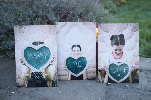 A Wedding Photographer's Marriage Proposal... (Weddings )