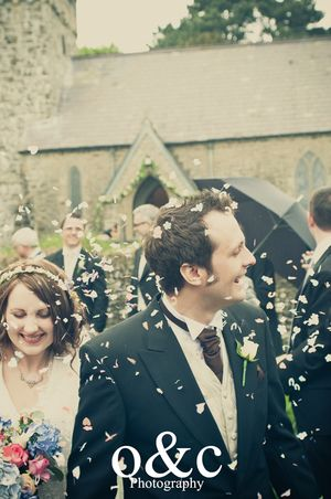 A Vintage Wedding in Wales... (Weddings )