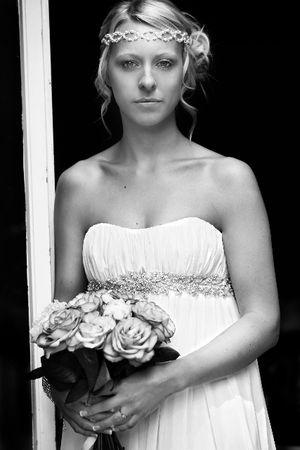 Grecian Style Glamour... (Weddings )