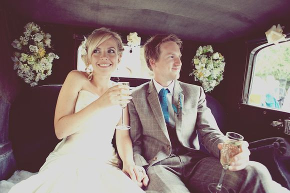 Tweed and Feathers ∼ An English Country Castle Wedding ...