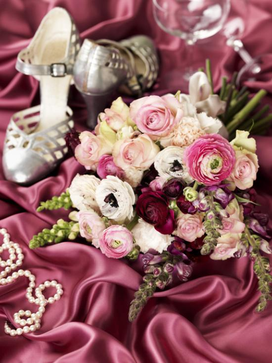 Vintage Wedding Flowers and Bouquets - Inspiration For Your Big Day... (Weddings )