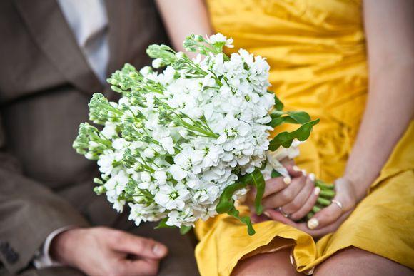 A Ra-Ra Skirt Wedding Dress for an 80's Loving Bride... (Weddings )