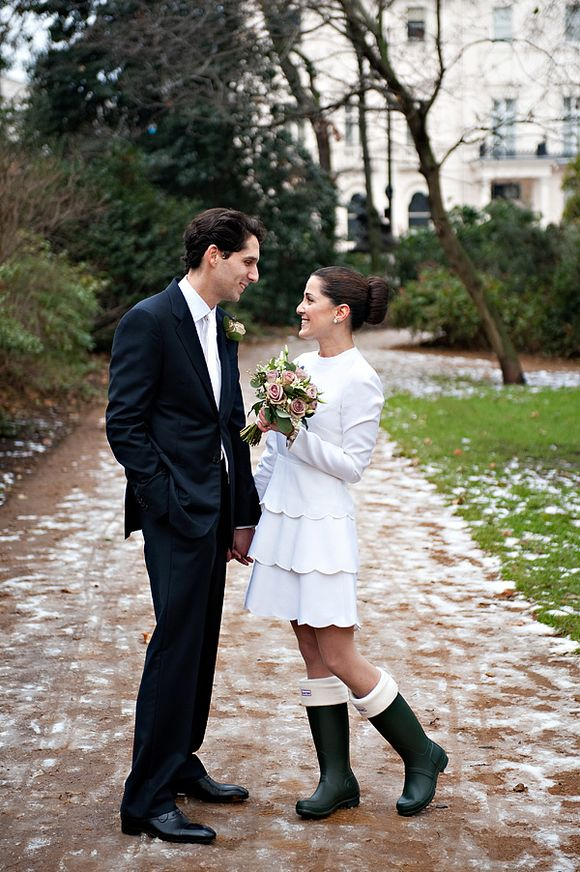 AA-0035webAn Intimate London Elopement for a Valentino Bride - Photography by Dominique Bader...
