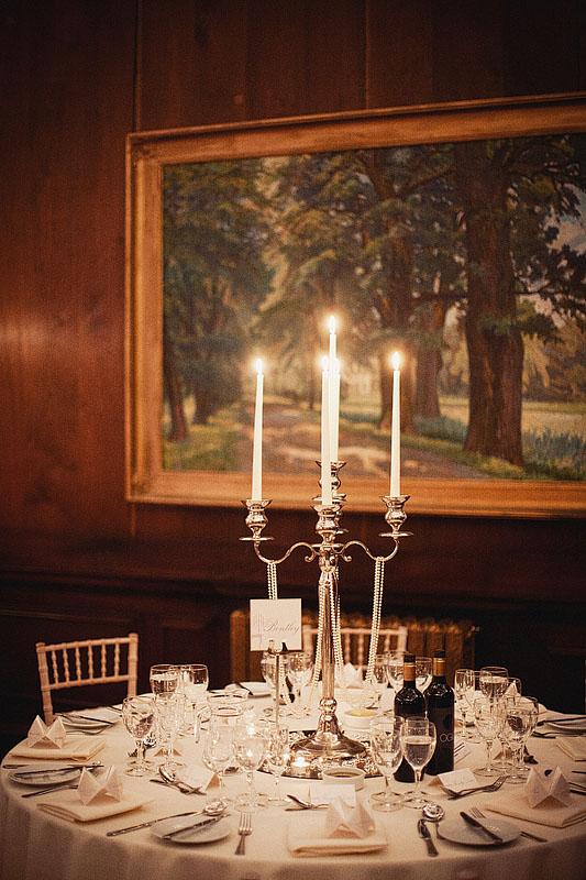 Jenny Packham Wedding Dress Glamour For A Winter Wedding