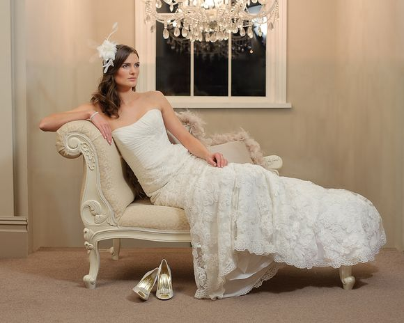 Liberty in Love ~ Feminine Vintage Meets Classic Bride... ()