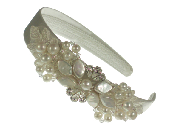 Hermione Harbutt ~ Beautiful, Handcrafted Couture Wedding Accessories for the Discerning Bride... ()
