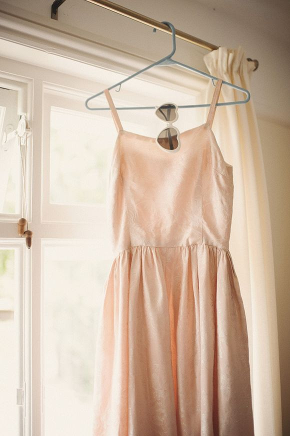 Two Vintage Wedding Dresses for a Relaxed, Seaside Wedding... (Weddings )