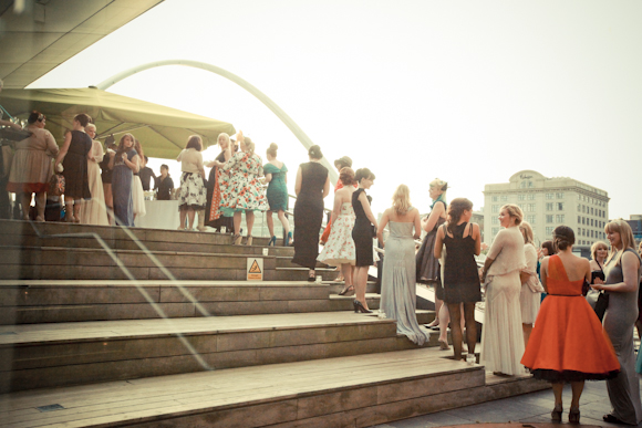 The Wedding Reporter shares her memories of 'The Love My Dress Summer Soiree'... (Weddings )