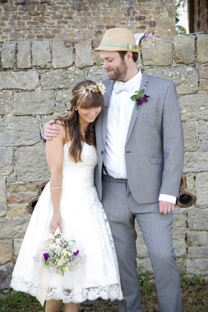All You Need Is Love ~ A Budget Friendly, DIY Barn Wedding... ()