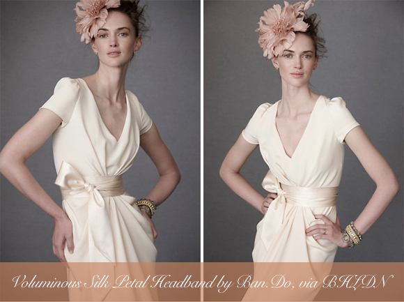 Floral Garland Headpieces ~ Inspiration for Brides... (Mood + Inspiration Boards )