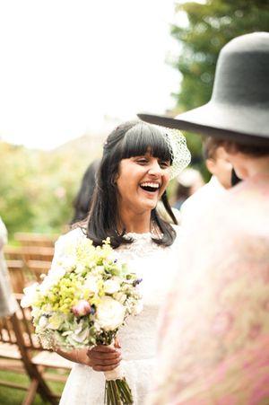 A 1930's Bloomsbury Garden Party Inspired Wedding... (Weddings )