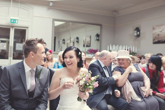 Brighton Rocks ~ A Fun and Relaxed Vintage Inspired Wedding... (Weddings )