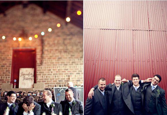 Heavenly Blue Hydrangea and Beautiful Barn Decor... (Weddings )