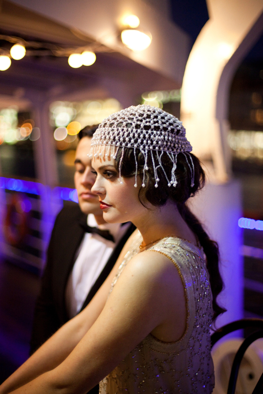 Sail Away With Me ~ A 1930's Inspired Wedding Inspiration Shoot... (Weddings )