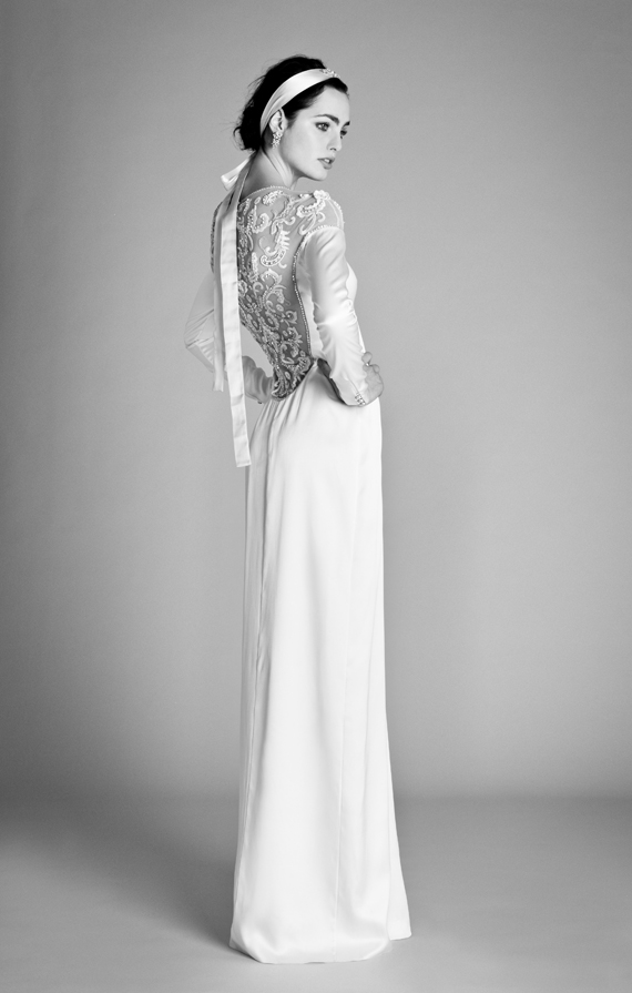 Temperley Wedding Dresses for 2012 ~ New 'Ophelia' Collection, Exclusive Bloggers Preview... (Bridal Fashion )