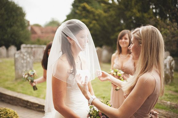A Cymbeline Dress for a DIY Bride - And A Reminder Of The Importance Of Wedding Vows... (Weddings )