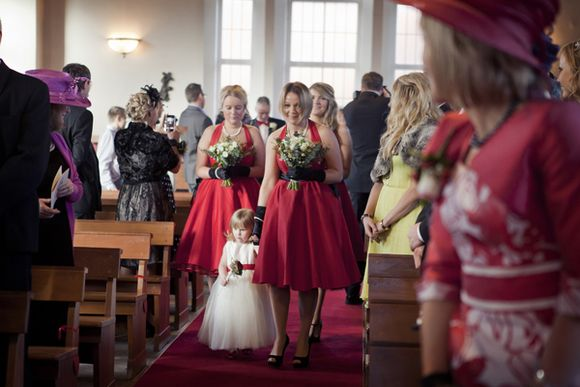 Ruby Slippers, Hollywood Glamour, Gramophones, Two Wedding Dresses and The Tootsie Rollers! (Weddings )