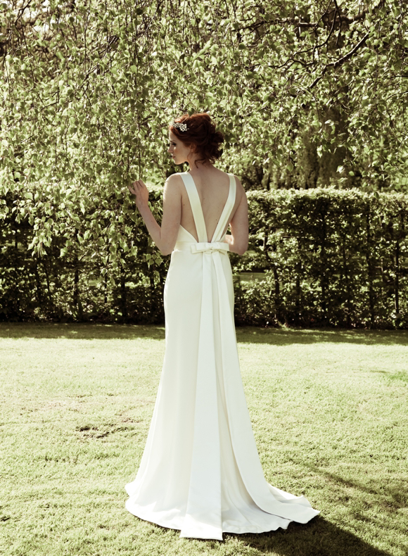 Mae by Johanna Hehir ~ A beautiful new diffusion collection for brides... (Bridal Fashion )