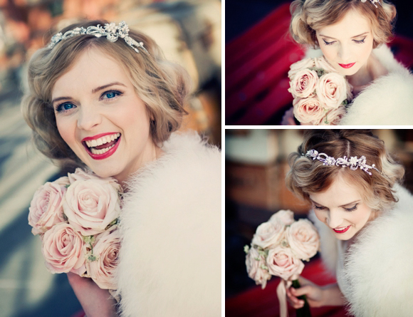 All Aboard the Vintage Express ~ Vintage Bridal Shoot at the Severn Valley Railway... ()
