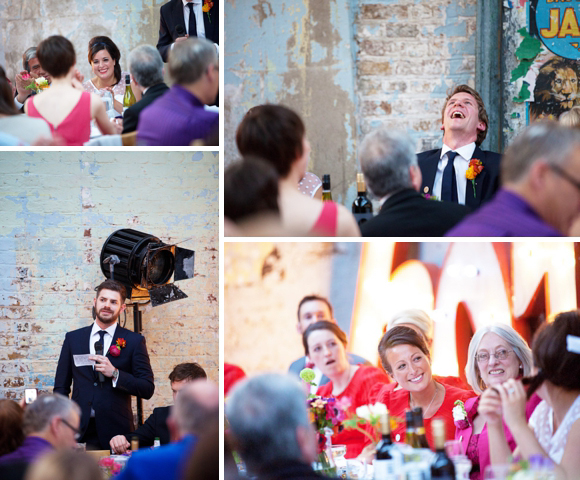 Colour Pop, Cocktails and Candy Anthony ~ A Retro Style Party Wedding in East London... (Weddings )