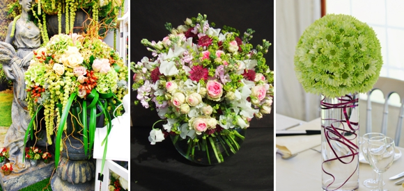 Lunch Time Love ~ Discounts at Corrine Smith Design, William Clarke Flower School Workshop and Aruna Seth Sample Sale... ()