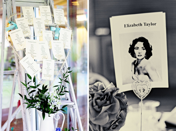 """""""I Love You More Than The Moon"""" ~ A 1940s and '50s 'Make Do & Mend' Inspired Wedding... (Weddings )"""