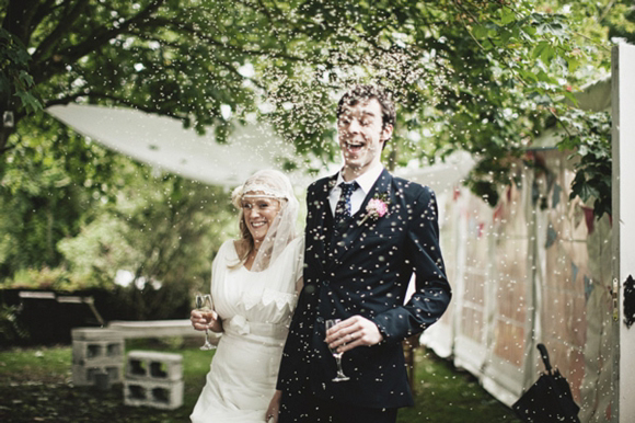 A Beautiful Belle and Bunty Wedding Dress and a Pretty Cap Veil... (Weddings )